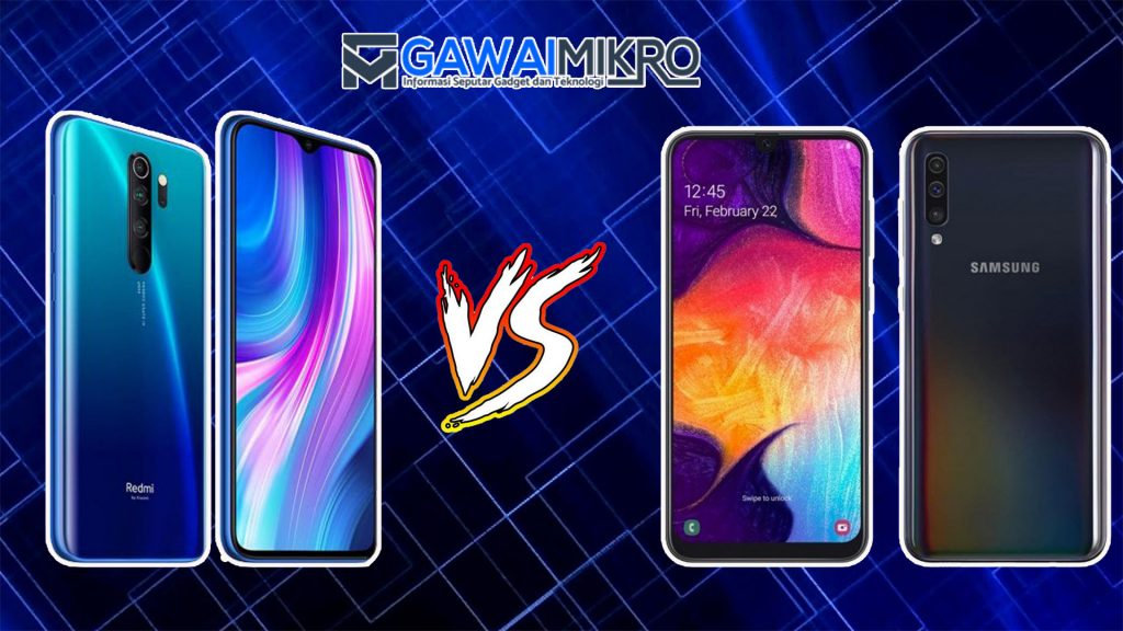 Redmi Note 8 VS Samsung A50