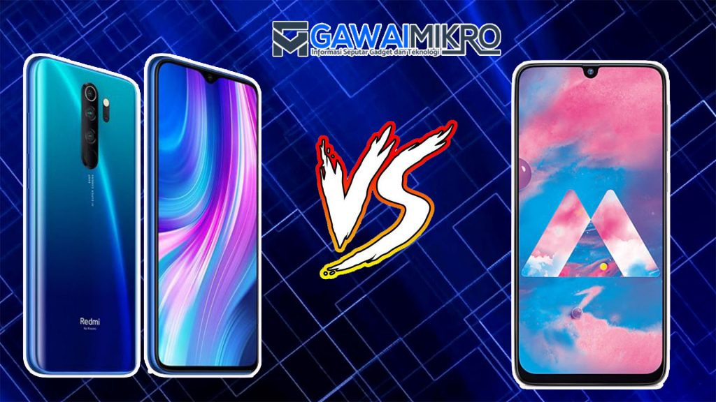Redmi Note 8 VS Samsung M30S