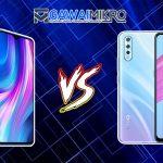 Redmi Note 8 vs Vivo S1