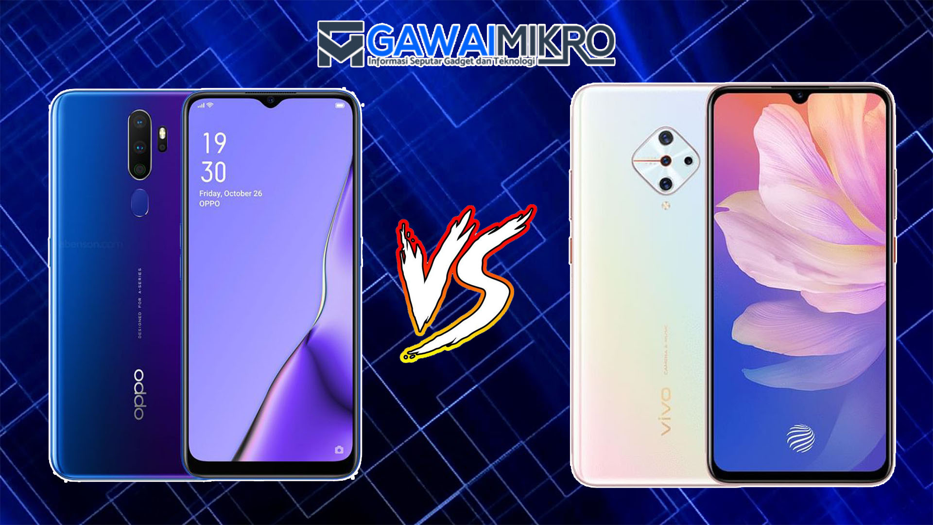 Oppo A9 2020 vs Vivo S1 Pro