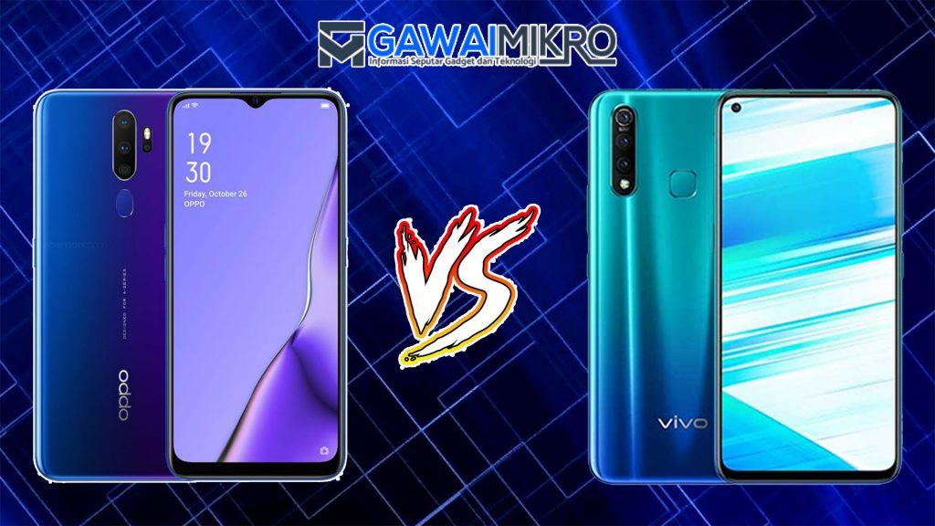 Oppo A9 2020 vs Vivo Z1 Pro
