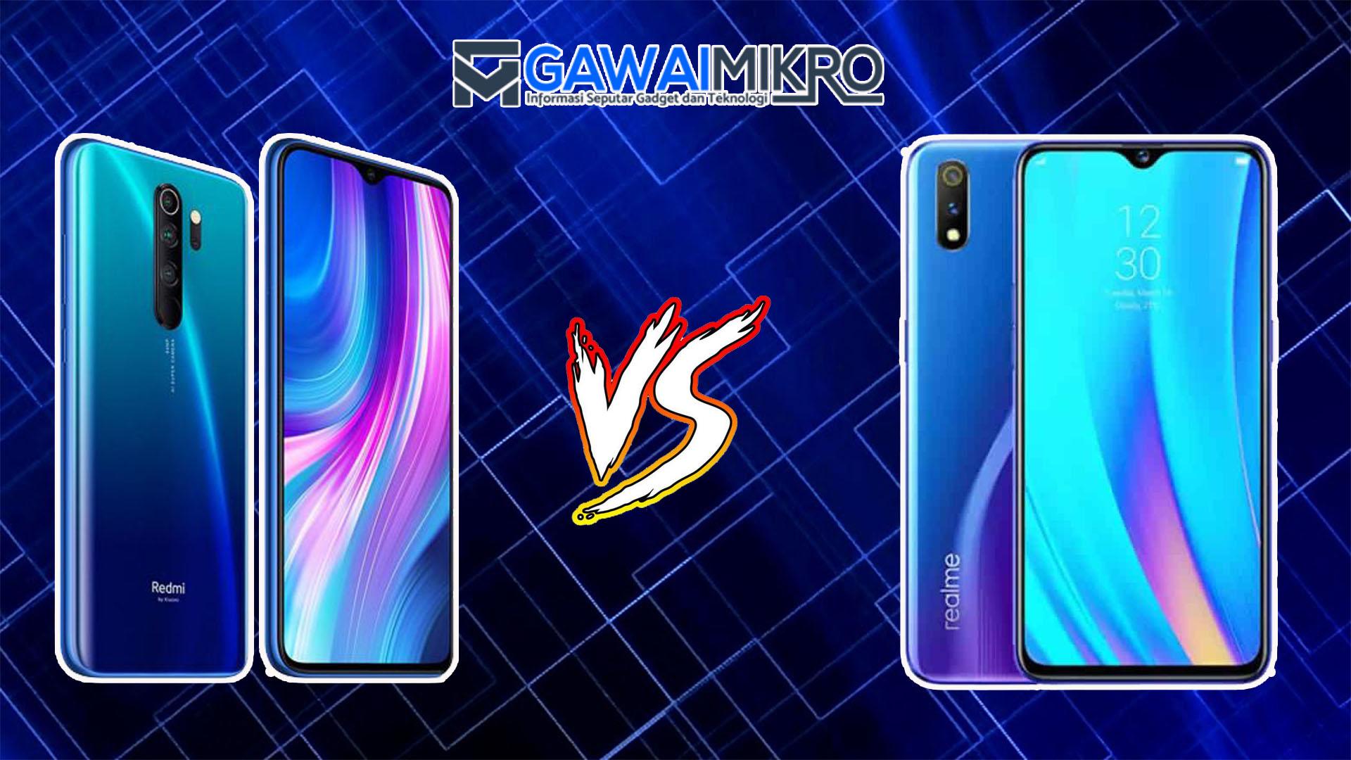 Redmi Note 8 vs Realme 3 Pro