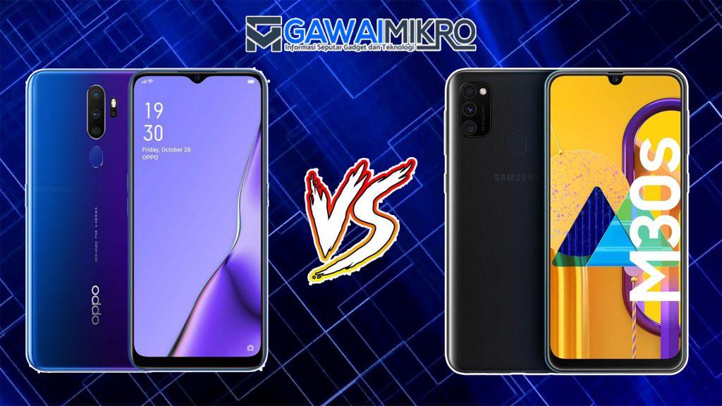 Oppo A9 2020 vs Samsung Galaxy M30S