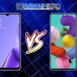 Oppo A9 2020 vs Samsung Galaxy A51